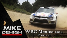 WRC Rallye Mexico 2014 HD Preview Maximum Attack