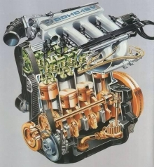 Doch 16V Engine