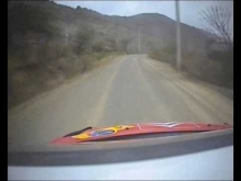 Loeb onboard 2007 - full stage Rally Mexico 2007 - C4 wrc