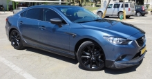 Mazda 6 2013 Project Carbon