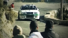 Skoda Octavia WRC tarmac action - with pure engine sounds