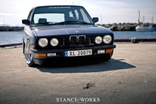 BMW E28 Touring Turbo