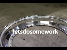 LDSW: Wheels Polishing