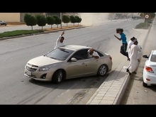Suudi Arabian Drift Kings