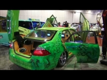 Middle East Motor Tuning Show 2014