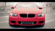 BMW 3 E92 red_STAG (