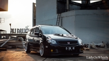 Daili Honda Stream