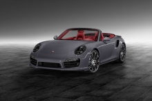 Porsche 911 Turbo Cabriolet nuo Porsche Exclusive