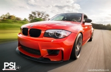 BMW 1-Series M Coupe nuo Precision Sport Industries