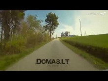 Dominykas Butvilas - Test Run before Rally Swidnicki, Poland