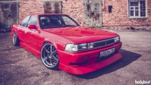 Toyota Cresta: JZ on air