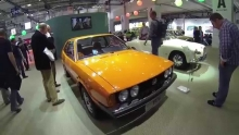 MONTAGE GARAGE - Techno classica @ Essen, Germany 2014