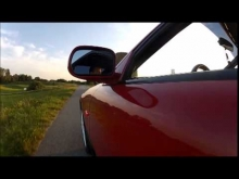 Honda Prelude summer ride around Molėtai