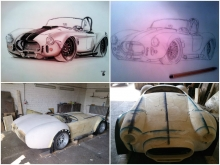 ANV Cobra replica project