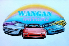 Wangan Warriors