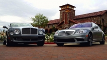 Mercedes-Benz S65 AMG vs Bentley Mulsanne