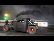 Turbo DIESEL Rat Rod