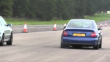Modified JJB Motors Audi S4 vs Modified MRC Audi S4