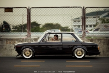 Kuo senesnis tuo geresnis BMW 2002