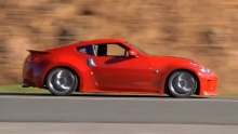500 HP Supercharged Nissan 370Z