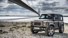 Land Rover Defender SW90 A. Kahn Design
