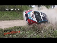 Rally Talsi - 2014 Action