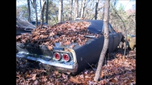 BARN FIND MUSCLE CARS AND HOT RODS