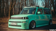 Scion xB: Mint Cube