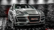 Porsche Cayenne Regula Exclusive