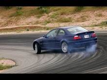 BMW Crazy Street Drift