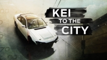 Kei To The City Drift Film