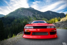 Mountain Drifting | 1JZ 240SX
