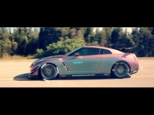 Godzilla! Nissan R35 GTR | South Side Performance | VF-Series
