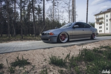 BMW 5-series (e39): Bouse