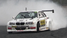 Adam Frank' 2JZ BMW M3 E46 GTR w/ Anti-Lag - Drifting & Sound