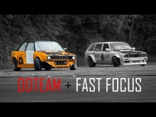 A Drift Drive with DDTeam / FAST FOCUS