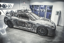 Elysium GT-R at the SR Auto Group factory