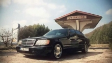 Mercedes - Benz w140 LITHUANIA
