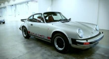 Porsche 911 Secrets : the first 911 Turbo