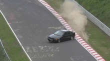 Nürburgring BMW E46 Big Hit