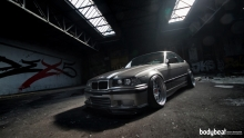 BMW 3-series (E36): Game Change