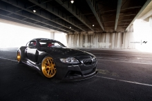 BMW Z4M Coupe (E86) sukurta Slek Designs
