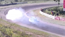 Gvido Elksnis vs Dima Nagula Close Drift Prestigio EEDC 2014