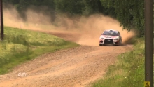 FIA ERC auto24 Rally Estonia 2014