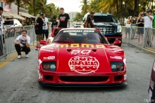 Gumball 3000 dalyvis
