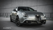 Alfa Romeo Giulietta QV Launch Edition