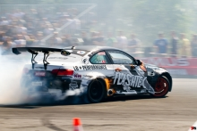 Francesco Conti @Round4 Monster Energy King of Europe Drift ProSeries 2014