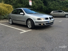 Seat Toledo - 190KW turintis sleeper'is