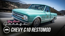 1967 Chevy C10 Restomod -