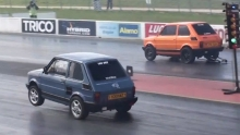 Taz Racing Fiat 126 dragas